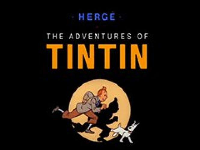 The Adventures of Tintin next episode air date poster
