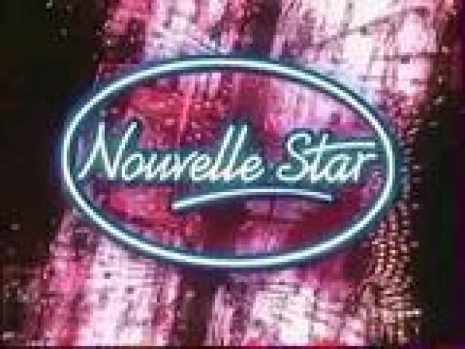 Nouvelle Star next episode air date poster