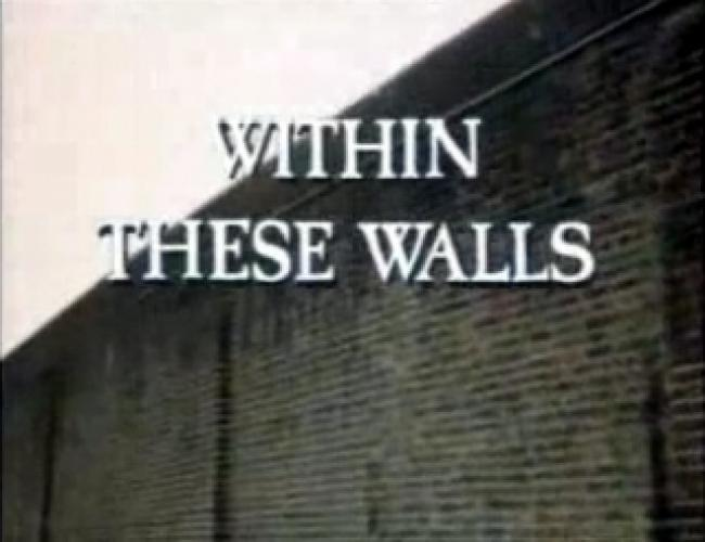 Within These Walls next episode air date poster
