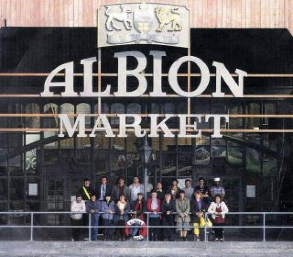 Albion Market next episode air date poster