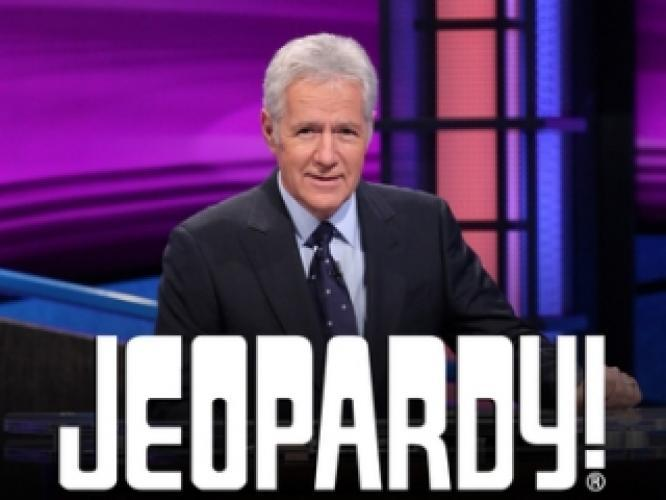 Jeopardy! next episode air date poster