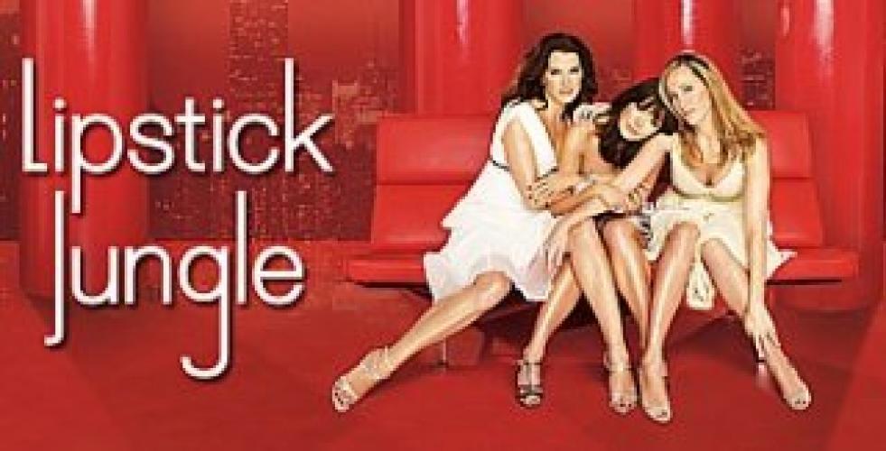 Lipstick Jungle next episode air date poster
