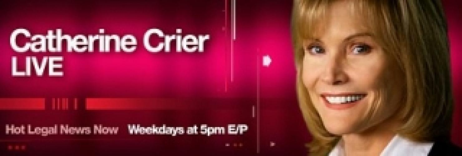 Catherine Crier Live next episode air date poster