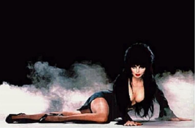 Elvira's Movie Macabre next episode air date poster