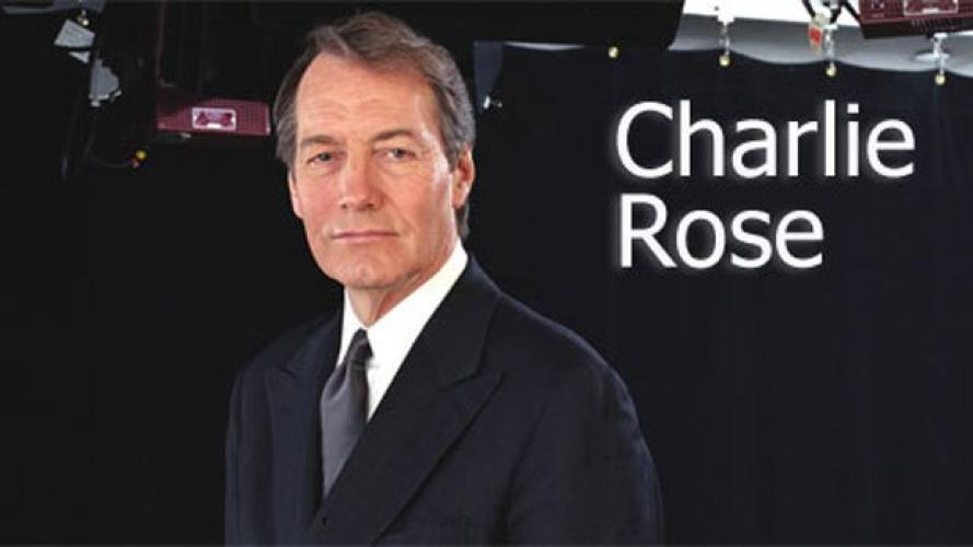 Charlie Rose next episode air date poster