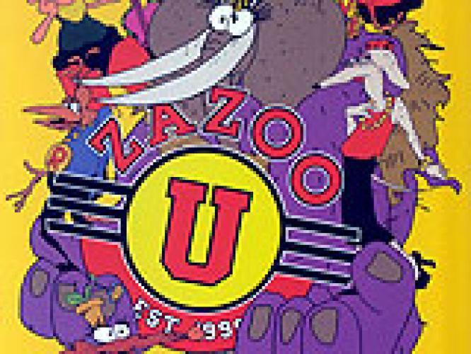 Zazoo U next episode air date poster