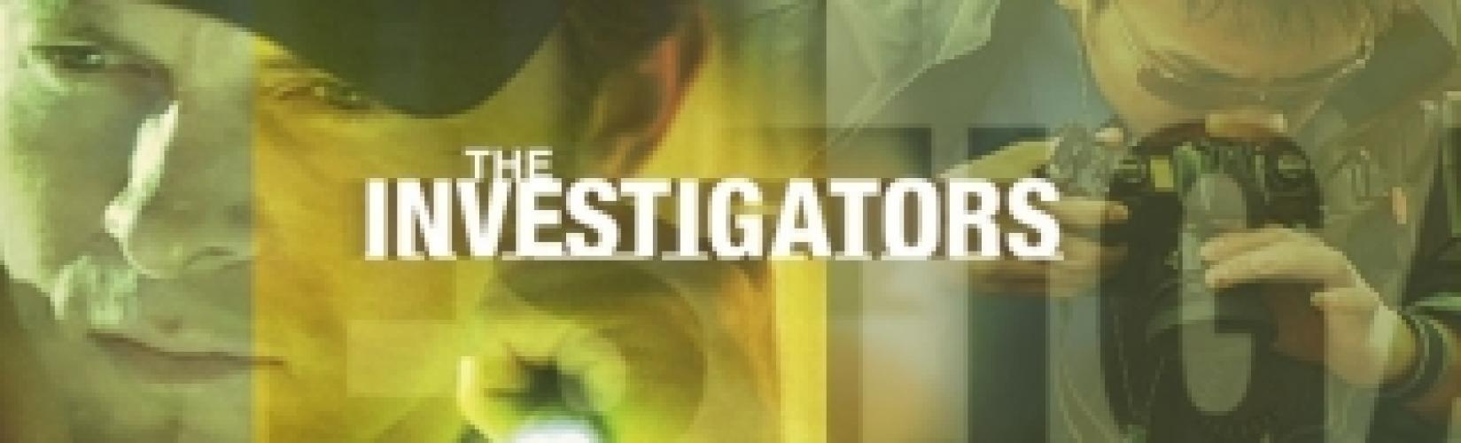 The Investigators (US) next episode air date poster