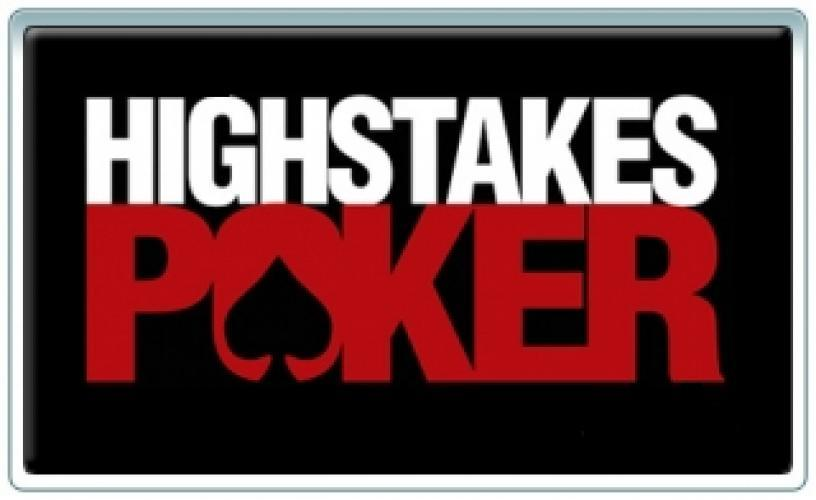 High Stakes Poker next episode air date poster