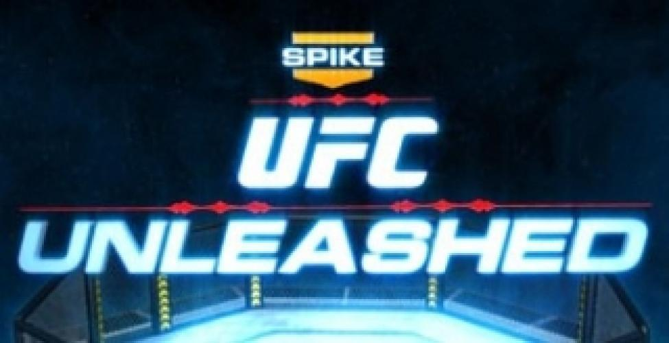 UFC Unleashed on SPIKE next episode air date poster