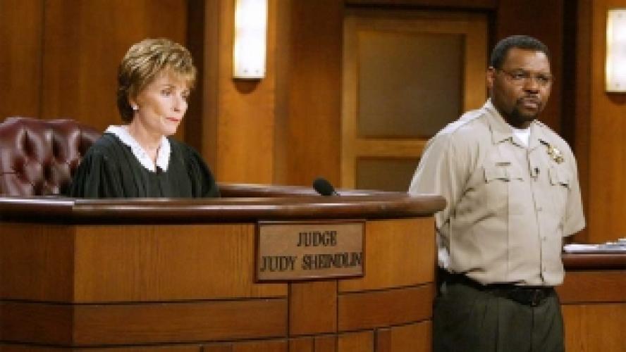 Judge Judy next episode air date poster