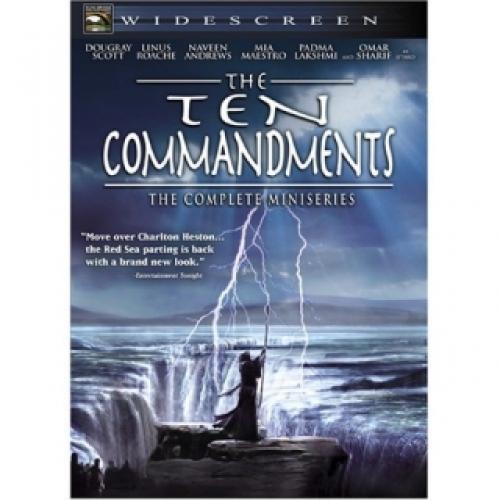 The Ten Commandments next episode air date poster