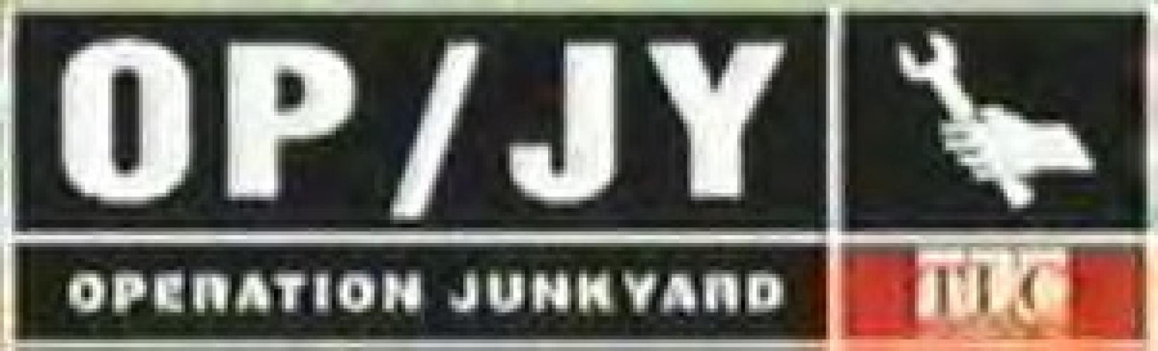 Operation Junkyard next episode air date poster