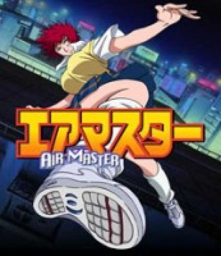 Air Master next episode air date poster