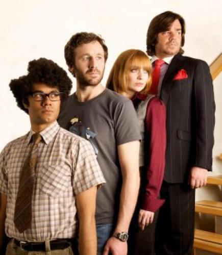 The IT Crowd next episode air date poster