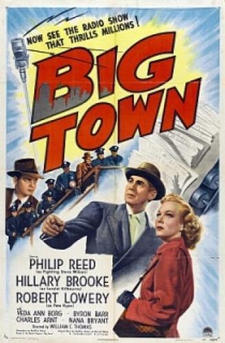 Big Town next episode air date poster