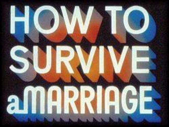 How to Survive a Marriage next episode air date poster