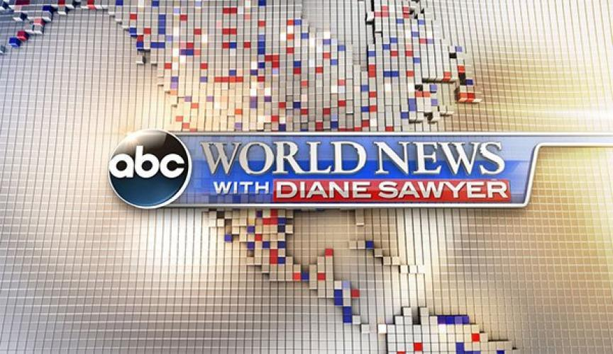 ABC World News Tonight with David Muir next episode air date poster