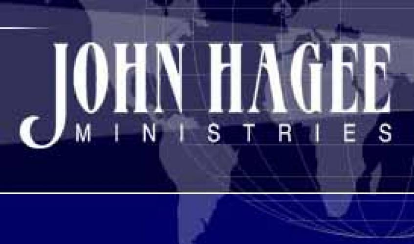 John Hagee Ministries next episode air date poster