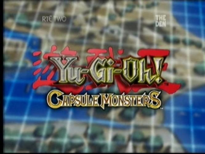 Yu-Gi-Oh! Capsule Monsters next episode air date poster