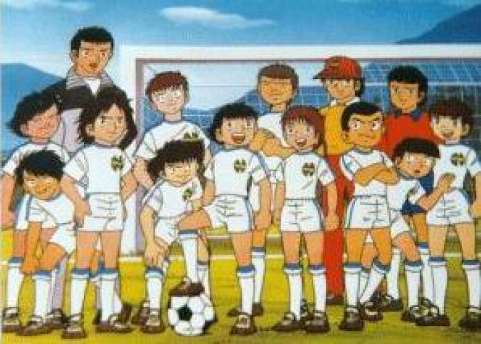 Captain Tsubasa next episode air date poster