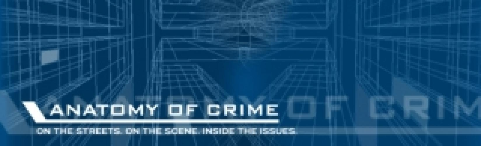 Anatomy Of Crime next episode air date poster