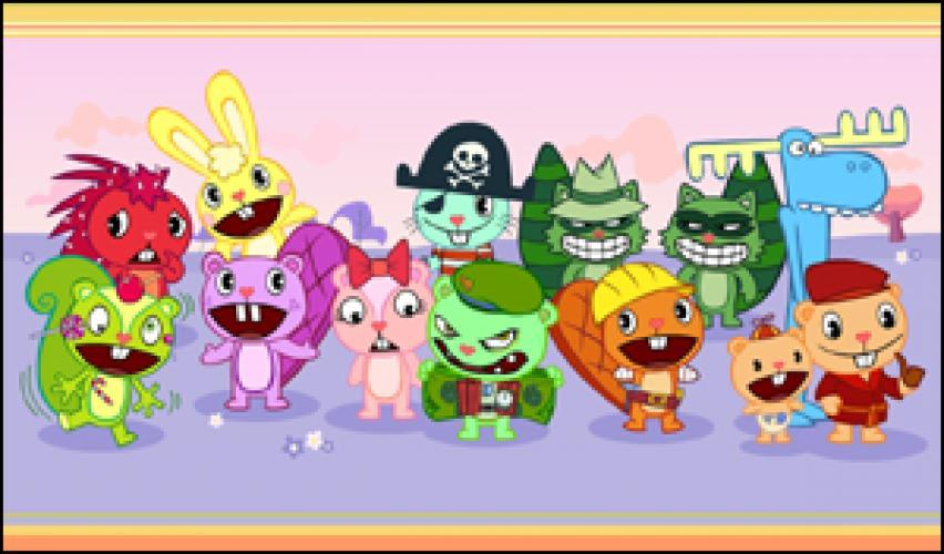 Happy Tree Friends next episode air date poster