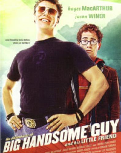 The Adventures of Big Handsome Guy and His Little Friend next episode air date poster