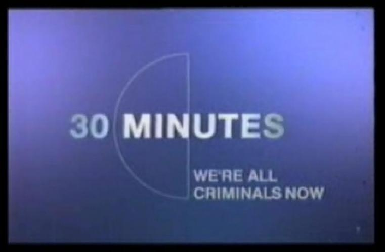30 Minutes next episode air date poster