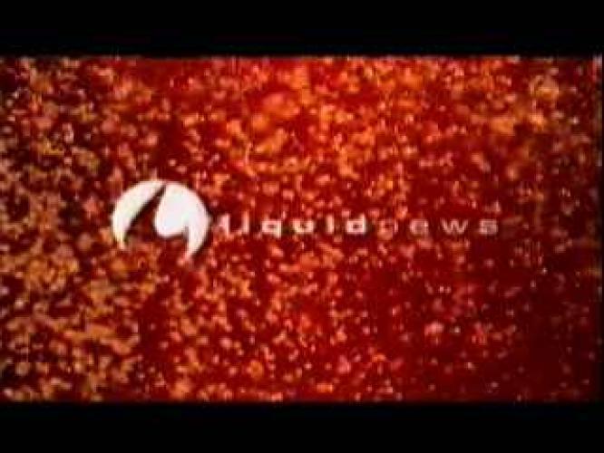 Liquid News next episode air date poster