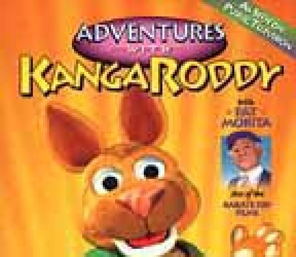 Adventures with Kanga Roddy next episode air date poster