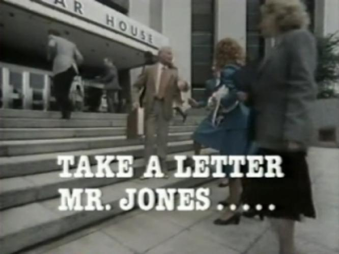 Take a Letter Mr. Jones next episode air date poster