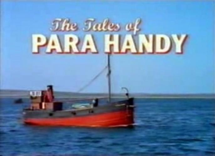 The Tales Of Para Handy next episode air date poster