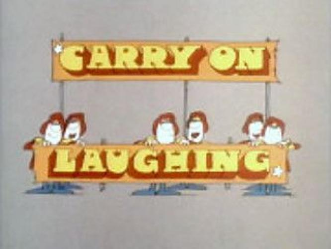 Carry on Laughing next episode air date poster