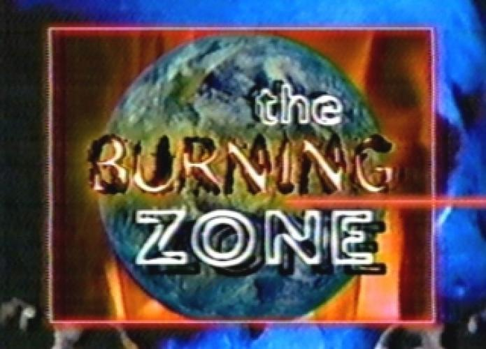 The Burning Zone next episode air date poster