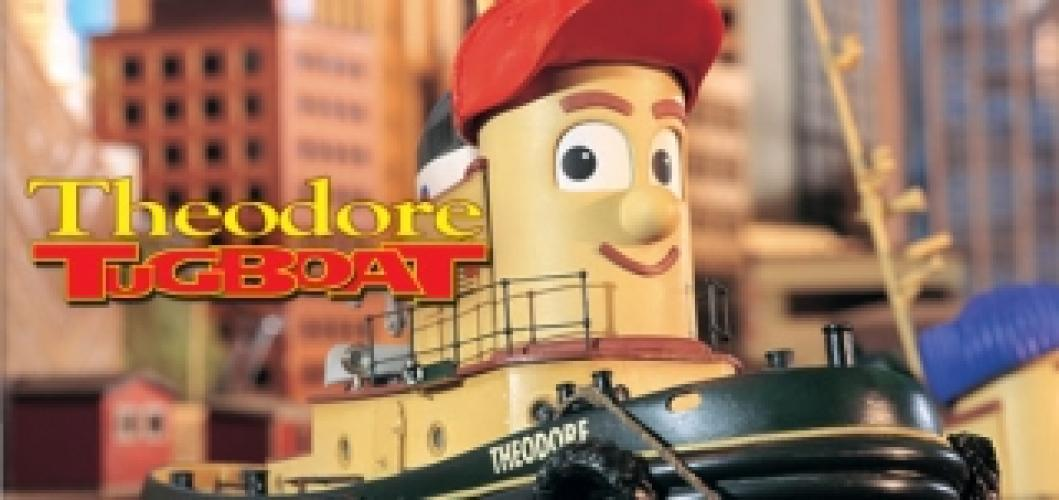 Theodore Tugboat next episode air date poster