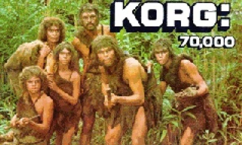Korg: 70,000 B.C. next episode air date poster