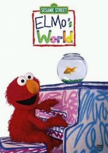 Elmo's World next episode air date poster