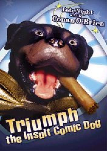 Triumph the Insult Comic Dog next episode air date poster