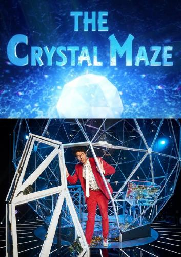The Crystal Maze next episode air date poster