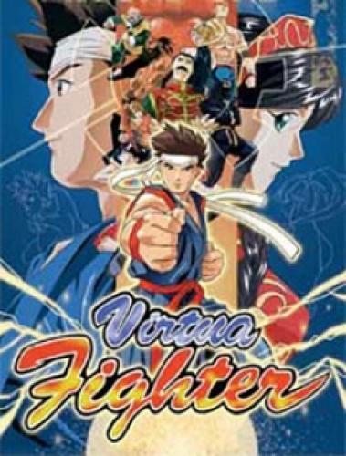 Virtua Fighter next episode air date poster