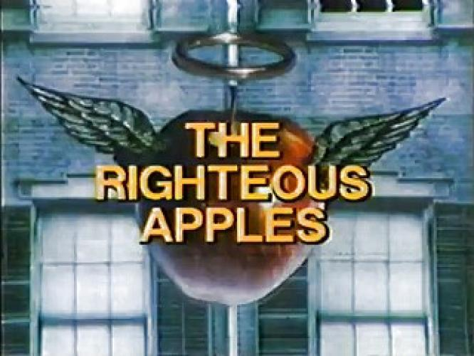 The Righteous Apples next episode air date poster