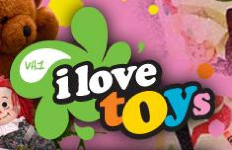 I Love Toys next episode air date poster