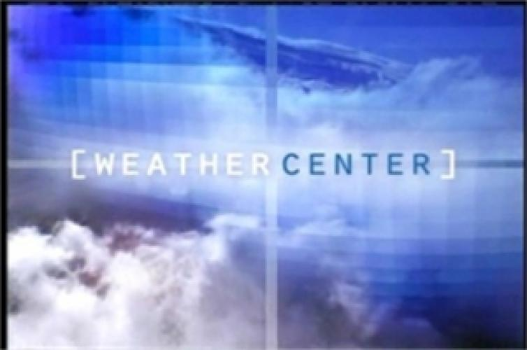 Weather Center Live next episode air date poster