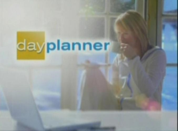 Day Planner next episode air date poster