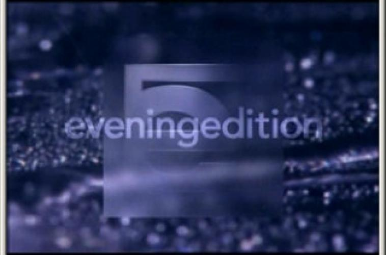 Evening Edition next episode air date poster