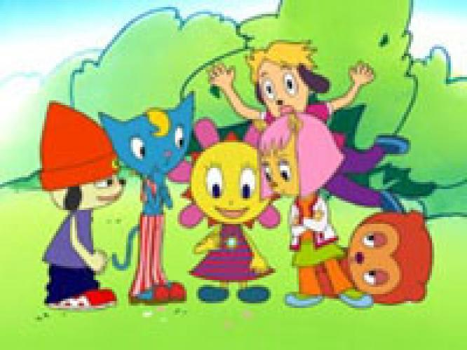 Parappa the Rapper next episode air date poster