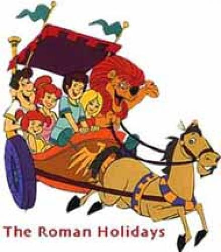 Roman Holidays next episode air date poster