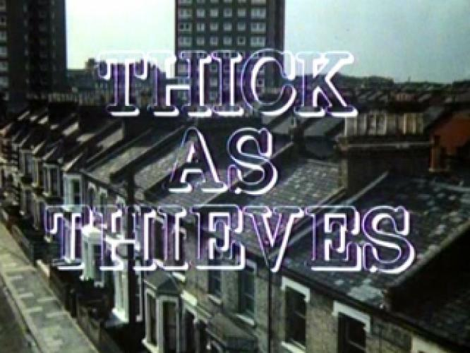Thick As Thieves next episode air date poster
