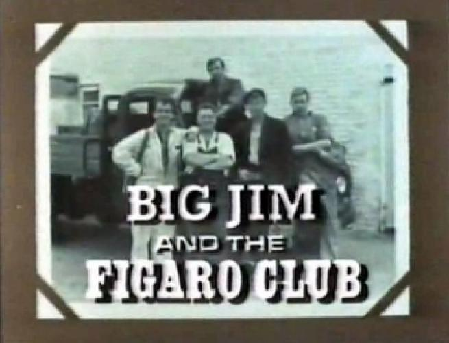 Big Jim And The Figaro Club next episode air date poster