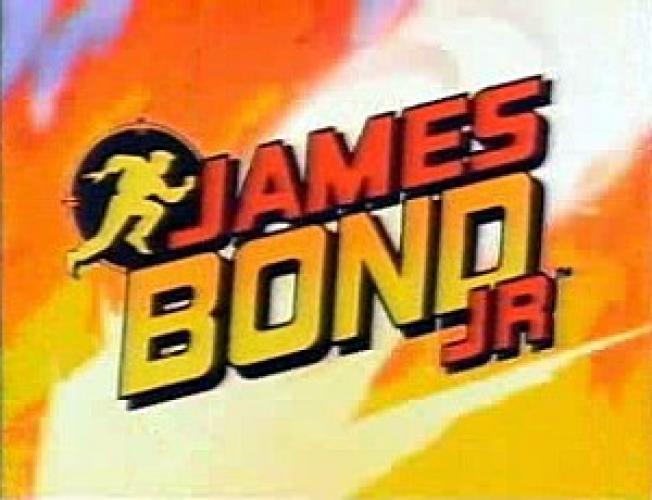 James Bond, Jr. next episode air date poster